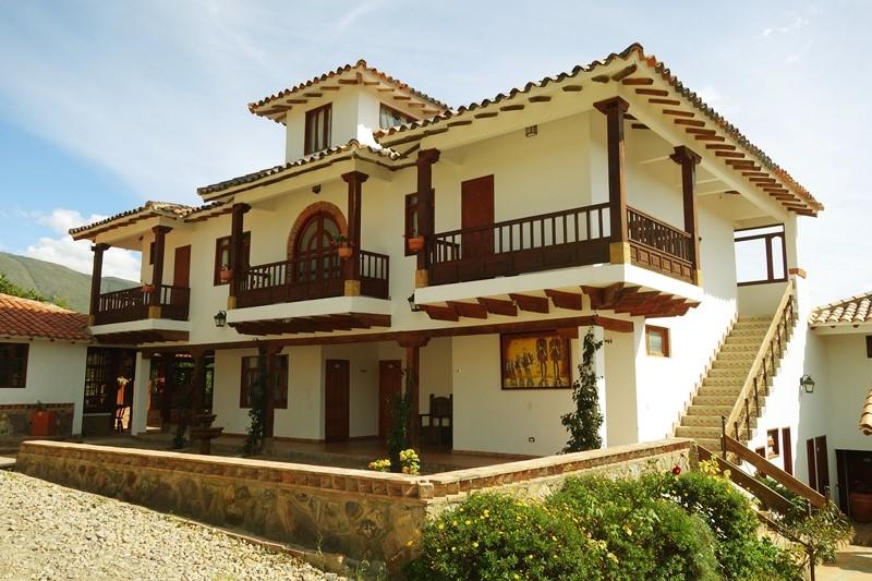 Casa de campo hotel spa villa de leyva boyac for Casa de campo hotel